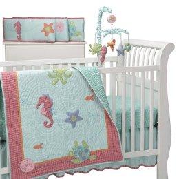 Sally The Seahorse Crib Bedding